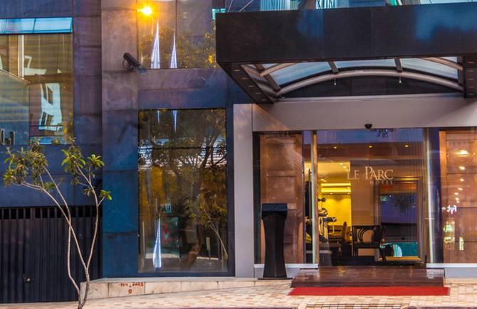 Hotel Hôtel Le Parc